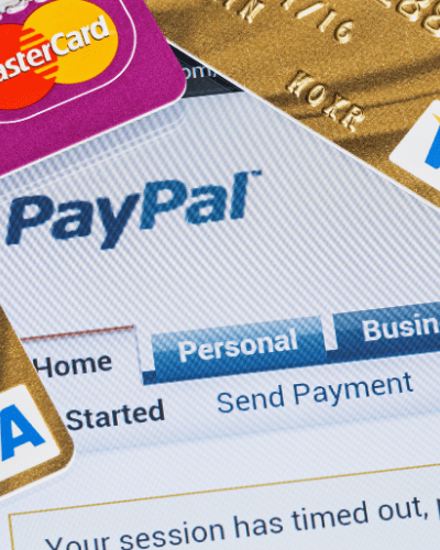 what is paypal working credit